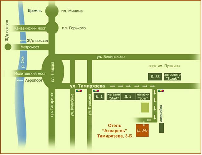 От Московского вокзала до