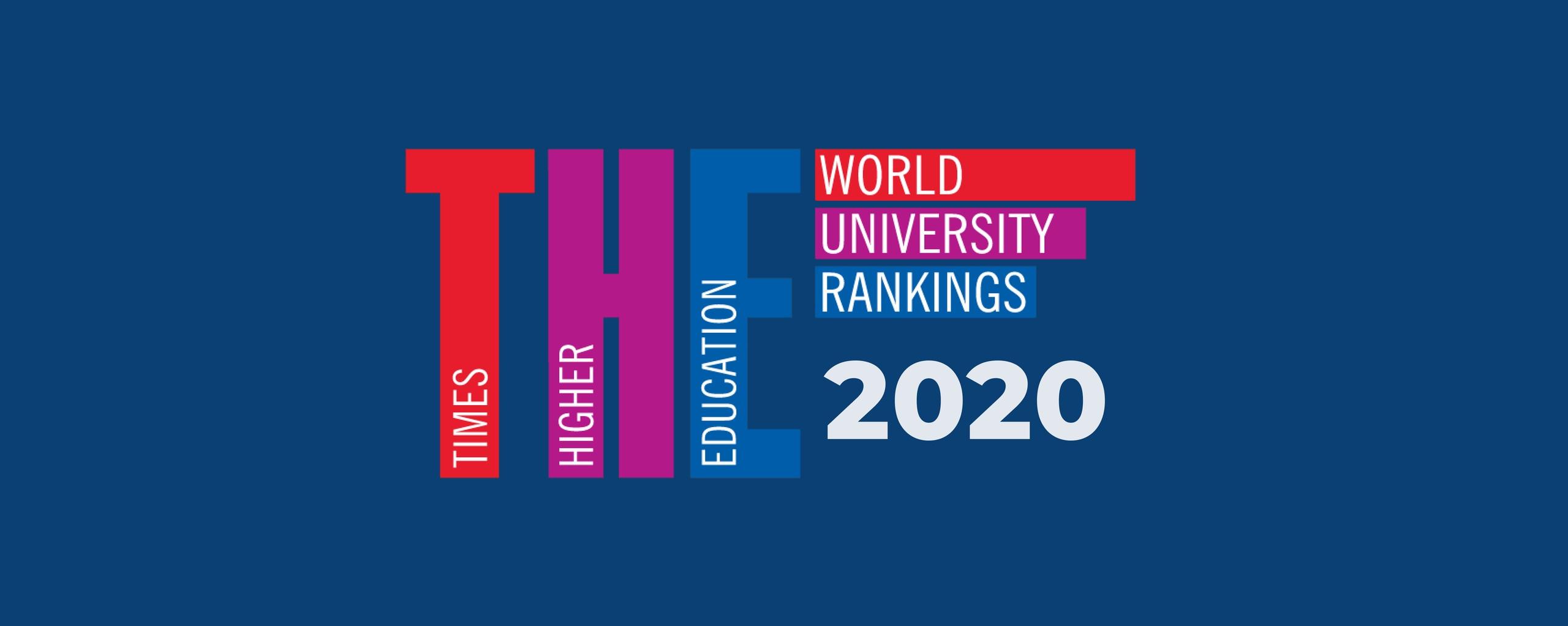 ННГУ вошёл в международный рейтинг 2020 Times Higher Education Subject Rankings