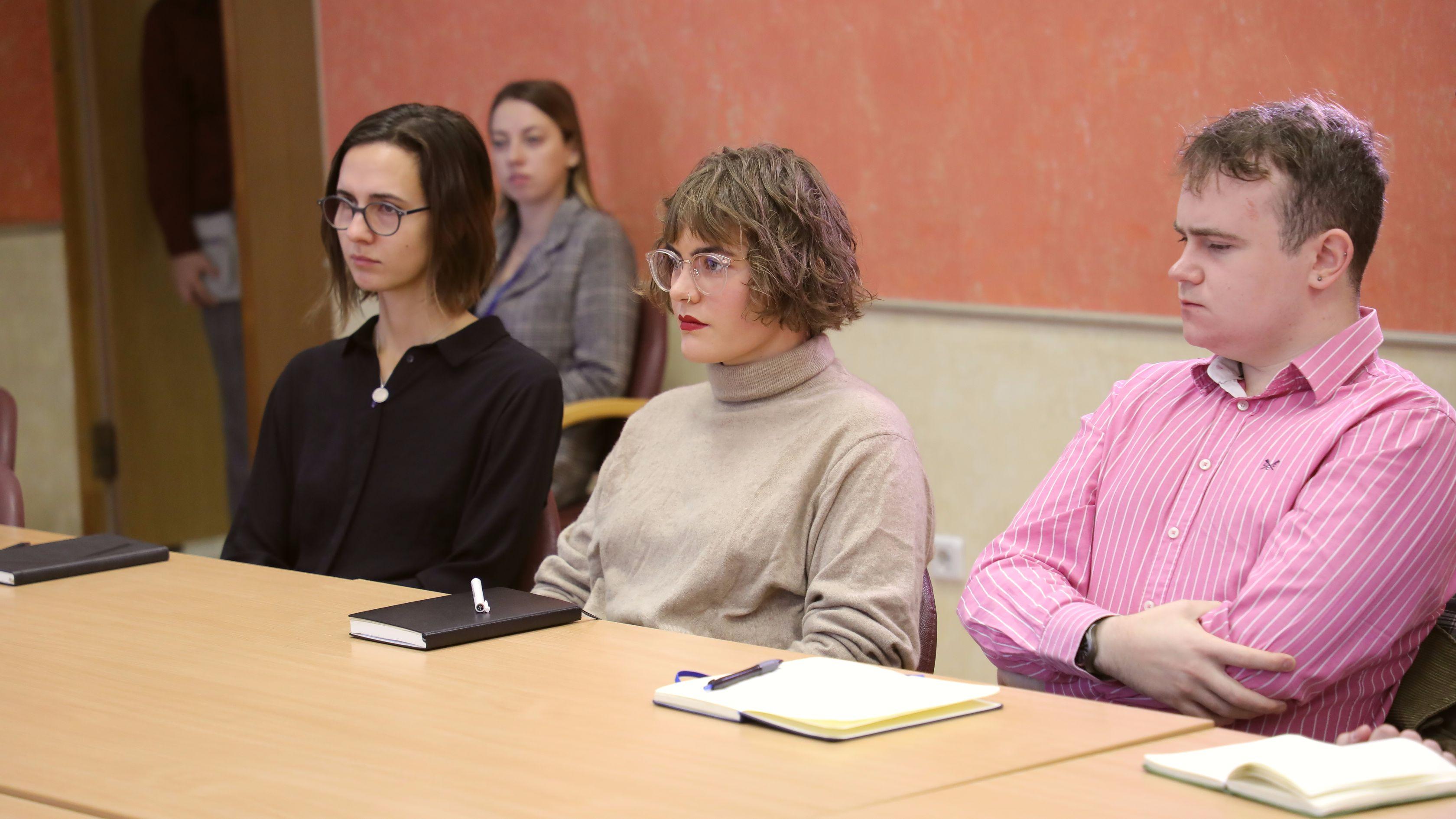 Участники международной магистерской программы IMCEERES будут учиться в Университете Лобачевского